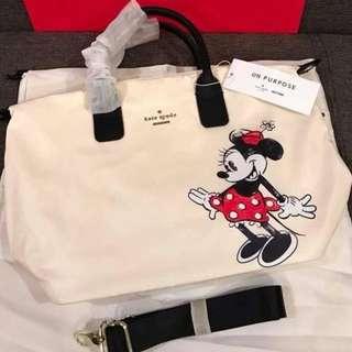 Kate Spade Mickey Mouse Bag 🍃