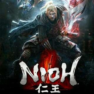 Ps4 Game 仁王 Nioh