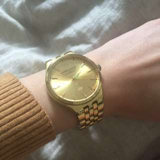 AMERICAN EAGLE Gold Watch