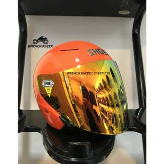 SHOEI J-STREAM [ORANGE]