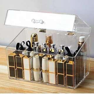 Lipstick organiser container box lipstick holder