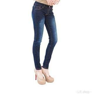 Jeans chino dark