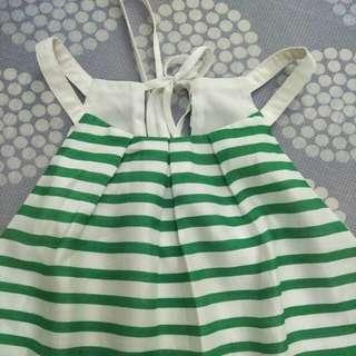 GG Green Stripe