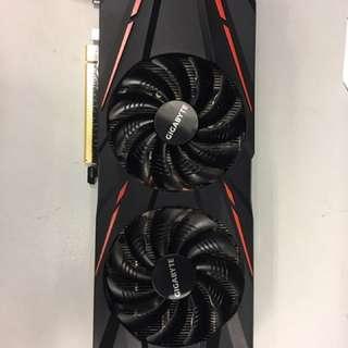 GTX 1060 6G OC Gigabyte G1 Gaming
