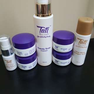 Tati Skincare Exclusive Set