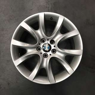 "Used 19"" Original BMW Rims"