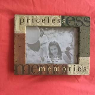 Priceless Moments Picture Frame