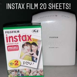 Fujifilm Instax share SP-1