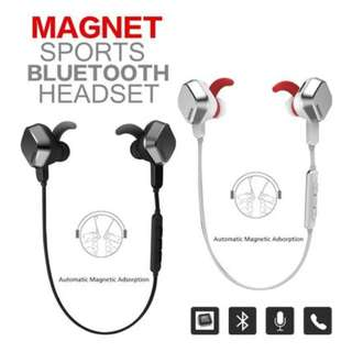 REMAX RM-S2 Magnet Stereo Bluetooth Smart Headphone