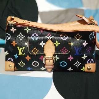Authentic Louis Vuitton Multicolor Bag PM