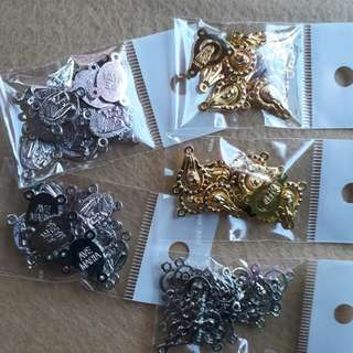 Charms for Rosary Making