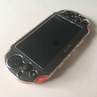 PlayStation Vita Slim [Red/Black]