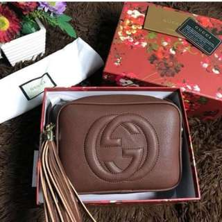 Gucci Soho Disco - Complete Inclusion (box,receipt, dustbag & tag)