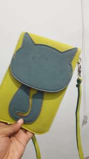 Cat-Shaped Small Clutch
