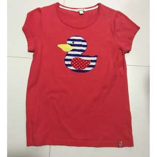 Preowned Girl's Clothings, cartoon, 10-12years, Authentic, Tee, T-shirt, Blouses, Top, T-shirt, Fox, Baby Gap, Bossini, Children, Kids, girls apparels, Padini, Size 150 *Free normal postage