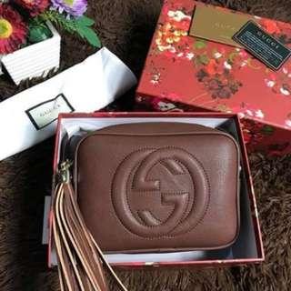 Gucci Soho Disco - Complete Inclusion (box,receipt, dustbag & tag)