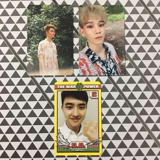 [WTS/WTT] Exo Photocards