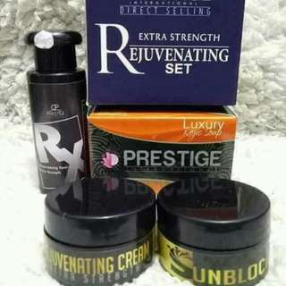 PRESTIGE REJUVENATING SET wholesale