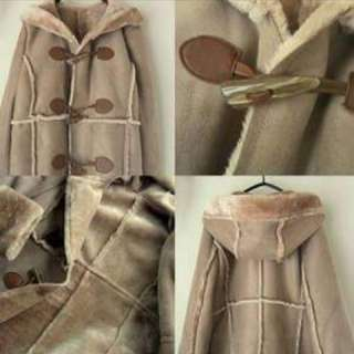🚚 Snidel泰迪熊保暖大衣