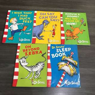 Preloved Children's Story Books