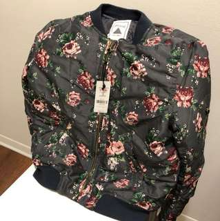 Ardene Bomber Jacket (Brand New)