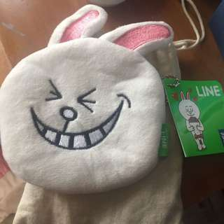 Line散子包