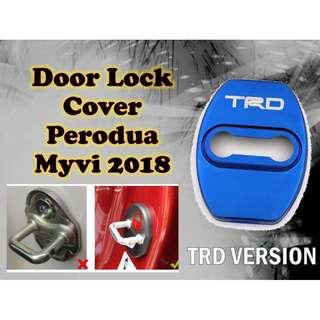 Perodua MYvi 2018 Door LOck Cover