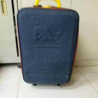 2 Wheels Luggage Size H 22inch W 13inch