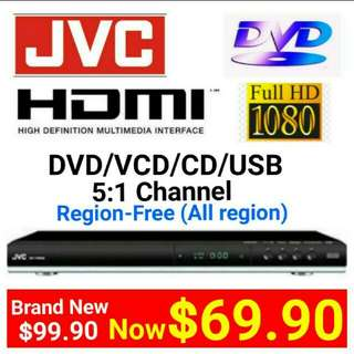 Region Free Dvd player