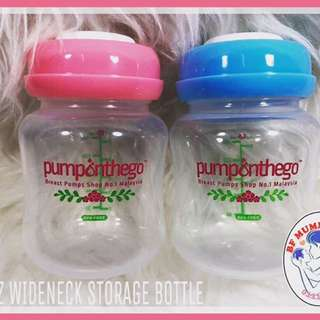 Wideneck storage bottle 5oz