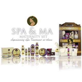 [Maternity Set] Spa & Ma