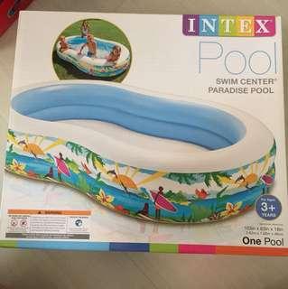 Intex pool - swim center paradise