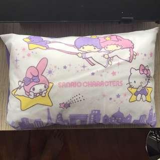 EVA Air Sanrio pillow