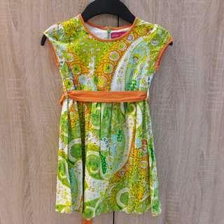 Preloved Little Girl Dress
