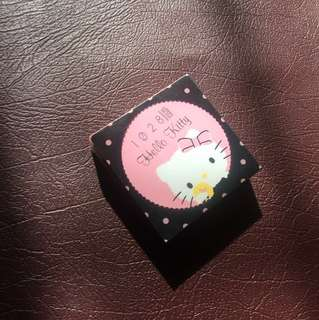 1028 Utilmate Oil-Control Powder x Hello Kitty (limited edition)