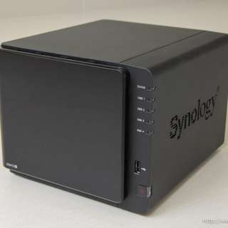 Synology DS412+ Upgraded RAM and comes with free HDD