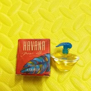 Aramis Havana Parfum 香水版仔