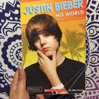 Teenage Magazine - Justin Bieber His Story