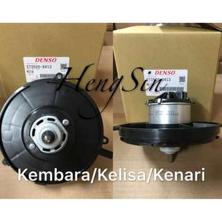 Blower Motor Kembara/Kelisa/Kenari