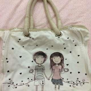 White doll bag #awaltahun