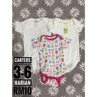 Carters Baby Romper