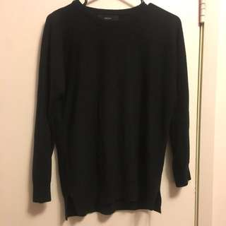 F21 Black Long Sleeve