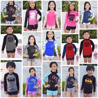 RASH GUARD FOR KIDS (UNISEX)
