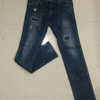 SELVAGE DENIM (JEANS)
