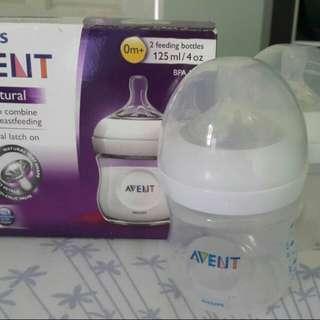 Avent Bottles + 2 botol free