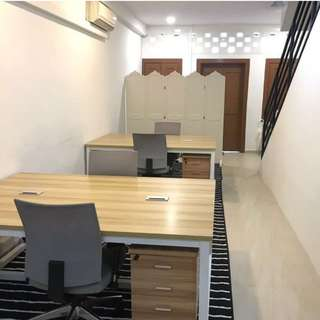 Desk space at Paya Lebar for rent at co-working office