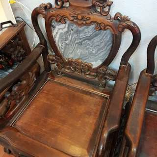 Antique furniture 5 pieces set