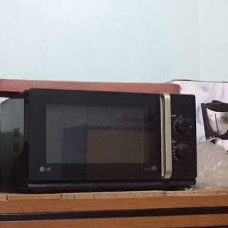 Jual cepat microwave LG
