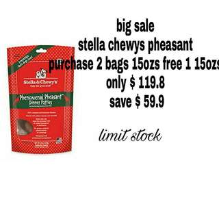 Stella Chewys Big Offer