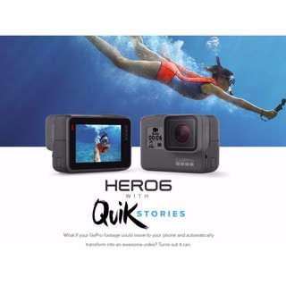 [SALES] GoPro HERO6 BRAND NEW SEALED IN BOX